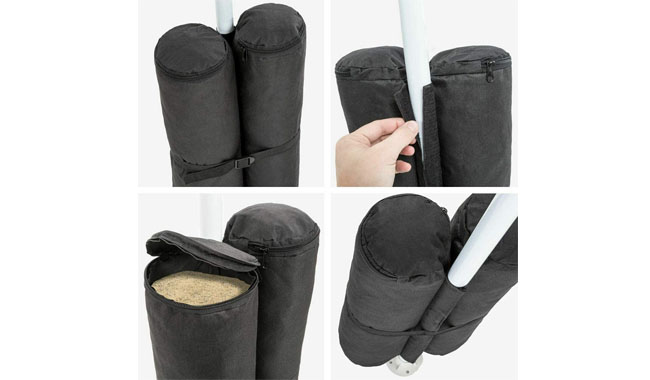 SiKy Heavy Duty Gazebo Sandbags