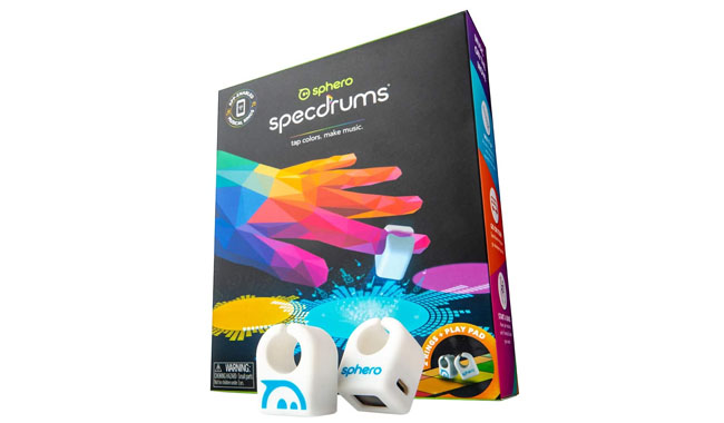 Sphero 2 Ring Specdrums