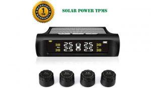 Sunsheln TPMS and Car Alarm System