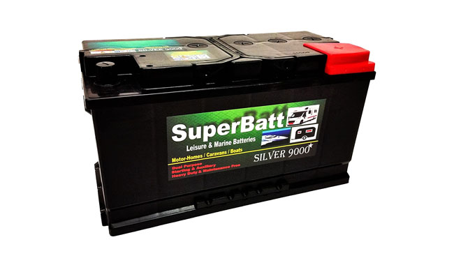 SuperBatt LM110 Leisure Battery