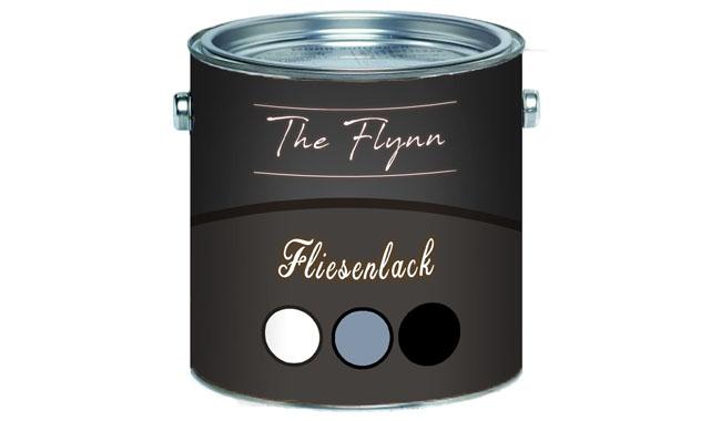 The Flynn Gloss Tile Paint