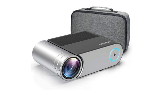 VAMVO Portable Mini Projector