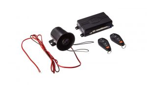 Viper 3400V 3-Channel 1-Way Car Alarm Vehicle Security Keyless Entry System