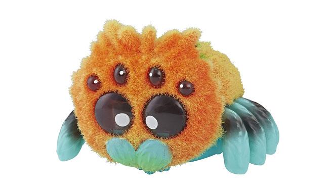 Yellies Flufferpuff Spider
