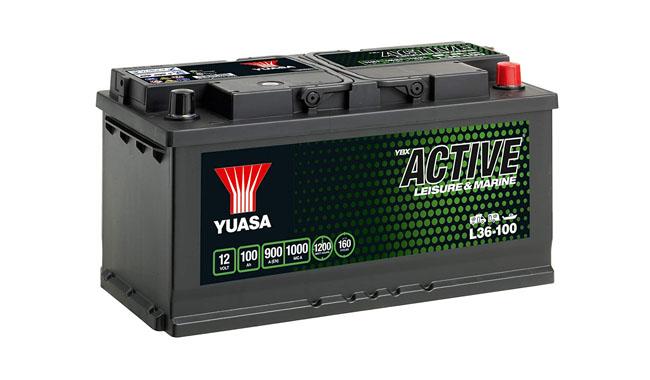 Yuasa L36-100 Leisure Battery