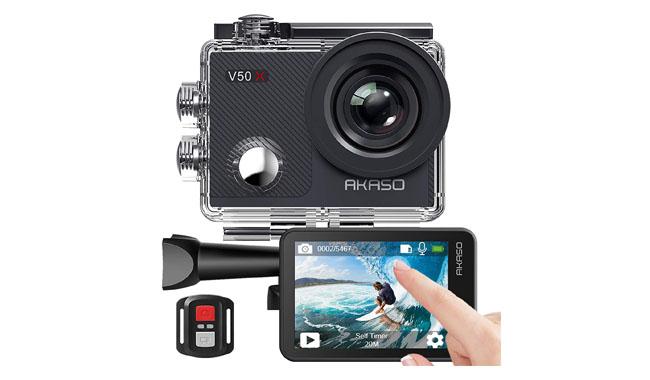 Akaso V50 X Action Camera