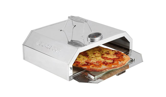 BLAZE BOX BBQ Pizza Oven