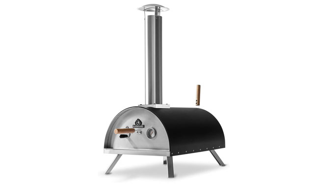 BURNHARD Nero Outdoor Pizza Oven