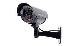BW 1100B Dummy CCTV Camera