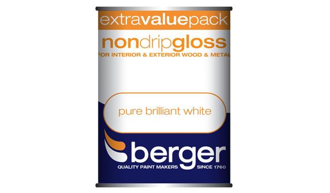 Berger 1.25l Non-Drip Gloss