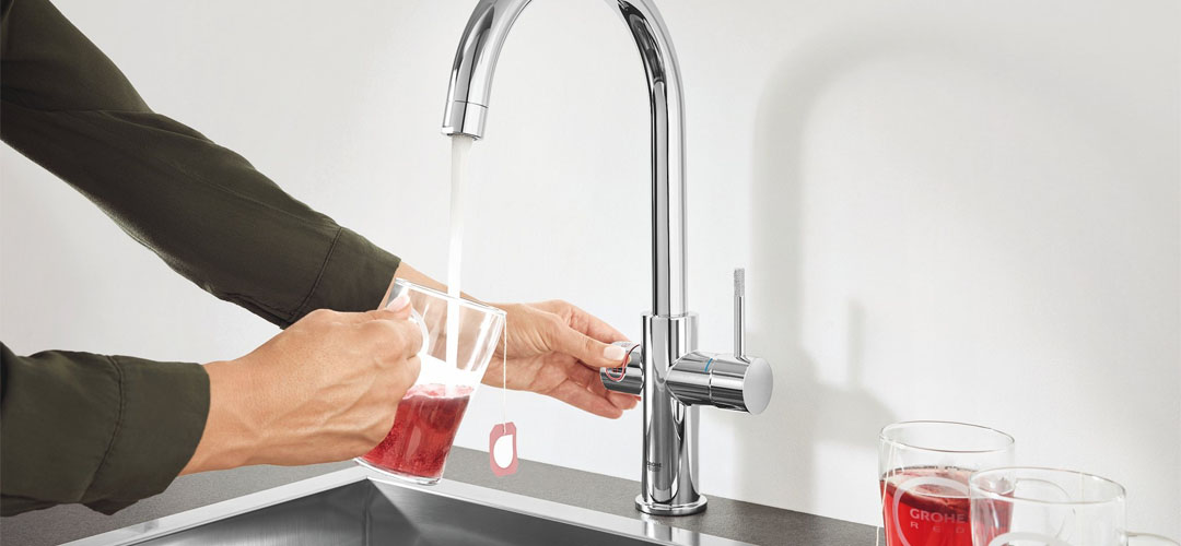 Best Boiling Water Tap Banner Image