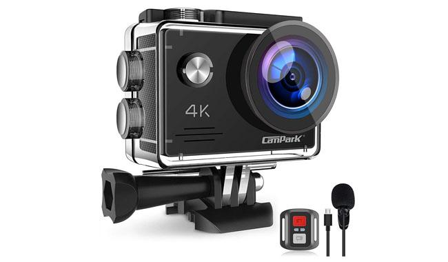 Campark X5 4K Camera