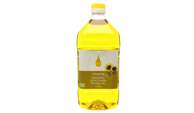 Clearspring Organic Sunflower Frying Oil