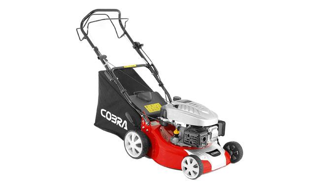 Cobra Airmow51B Petrol Hover Lawnmower