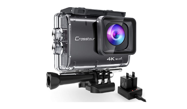 Crosstour 4k Action Camera
