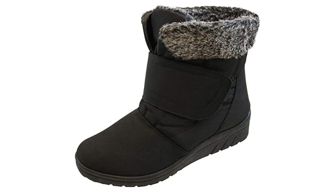 Cushion Walk Thermo-Tex Women's Comfort Fit Winter Boots