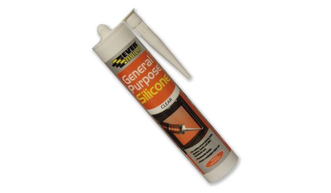 Everbuild General Purpose Silicone Sealant
