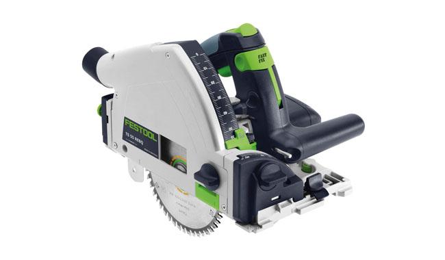 Festool 561554 TS 55 REQ-Plus GB Plunge Cut Circular Saw