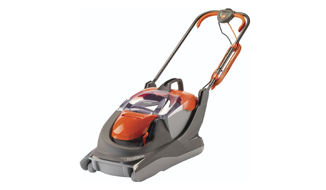 Flymo Ultra Glide Electric Hover Collect Lawn Mower