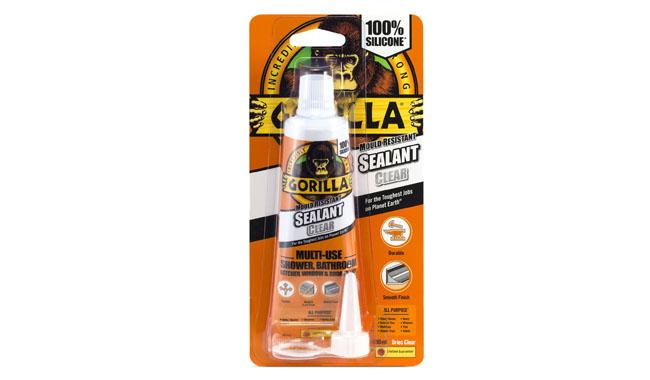Gorilla 1144301 Versatile Mould-Resistant Sealant