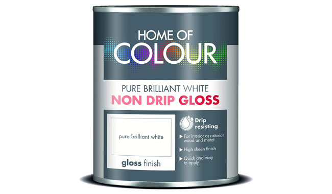 HOME OF COLOUR 309567 Non-Drip Gloss