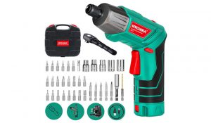 HYCHIKA Electric Cordless Screwdriver