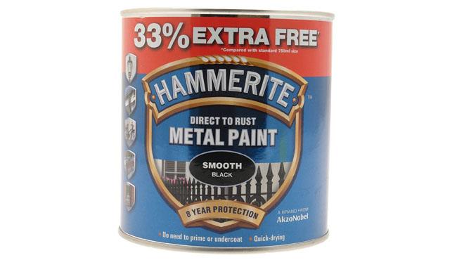 Hammerite 5158235 Metal Paint