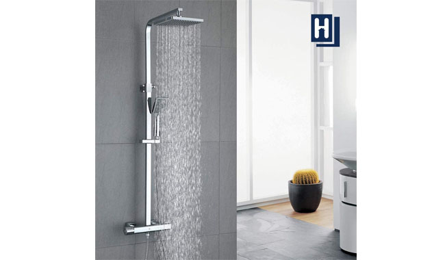 Homelody Thermostatic Mixer Shower