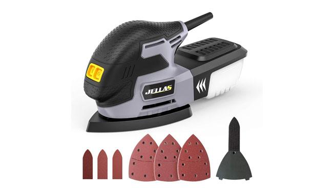 JELLAS Compact Sander Machine
