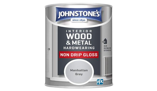 Johnstone's 307060 Hardwearing Non-Drip Gloss