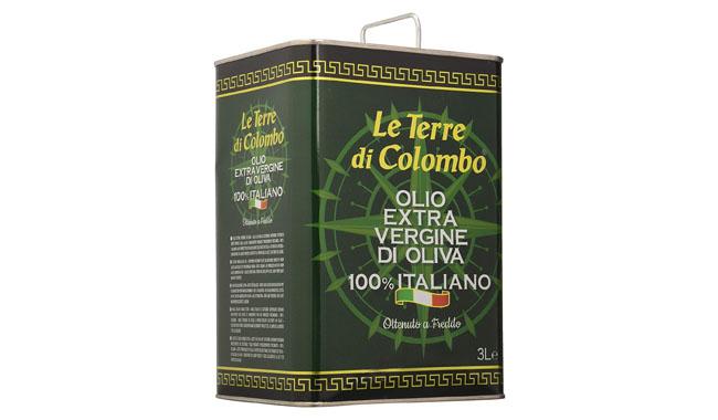 Le Terre di Colombo Italian Virgin Olive Oil
