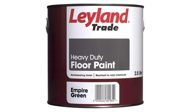 Leyland Trade 264616 Heavy Duty Floor Paint