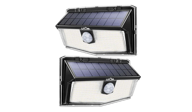 Litom 300 Solar Lights