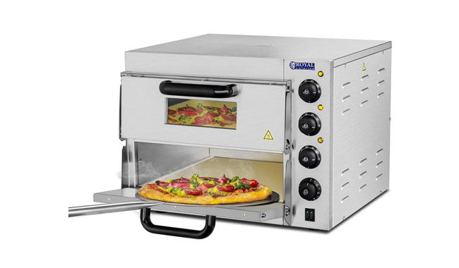 Royal Catering RCPO-3000-2PS-1 Pizza Oven