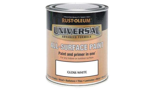 Rust-Oleum 750ml Universal Paint