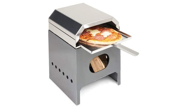 Simply Metal Fire Pit &Pizza Oven