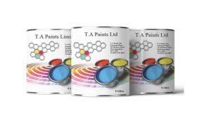TA Paints Multi-Purpose Floor Paint
