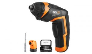 TACKLIFE SDP51DC Rechargeable Cordless Screwdriver