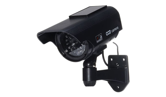 Tech Traders® Dummy CCTV Camera