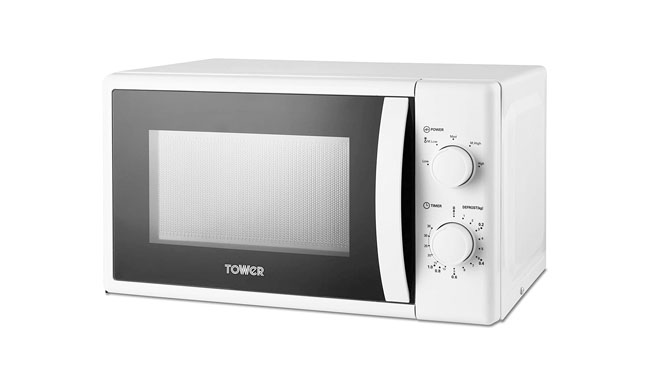 Tower T24034WHT Caravan Microwave