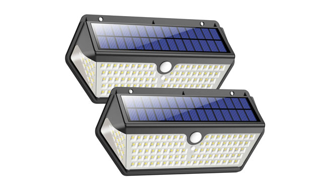 Trswyop Solar Lights