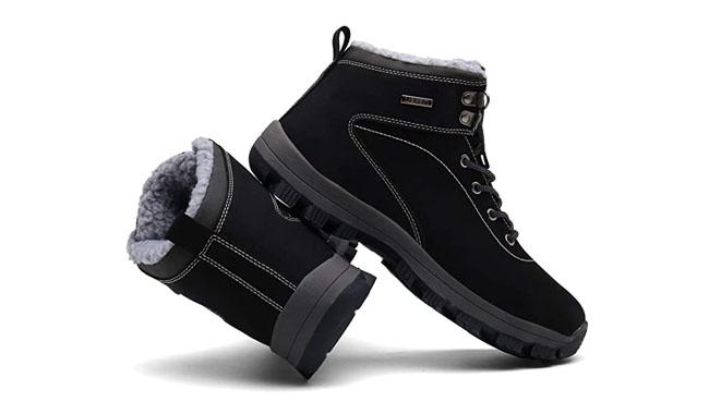 UBFEN Unisex Snow Boots