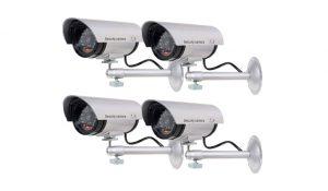 WALI Bullet Dummy CCTV Camera