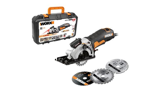 WORX WX426 WORXSAW 400W Plunge Saw