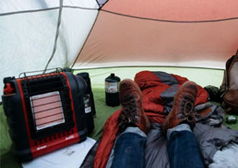 10 Best Camping Heaters in 2021