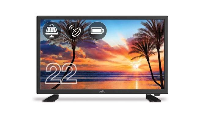 Cello C22227T2S1 22 LED TV