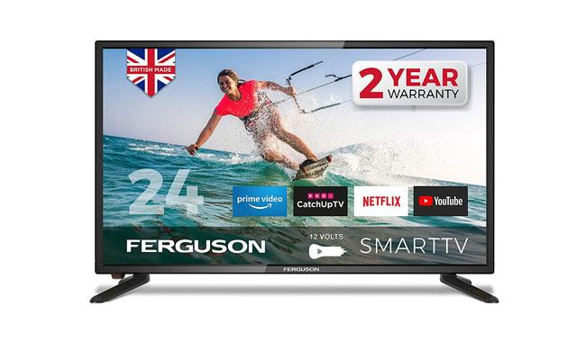 Ferguson F24RTS-12V 24-Inch Smart TV