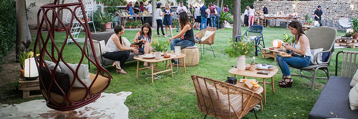 Garden Party Ideas Image