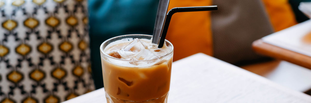 How To Make Iced Coffee Image