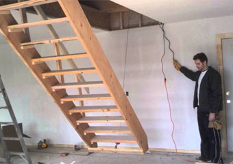 How to Install a Loft Ladder